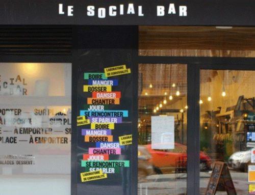 Labellisation du Social Bar !