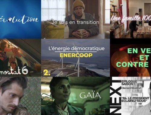 Avec Imago pour des courts métrages écolos lors du Low Carbon Forum